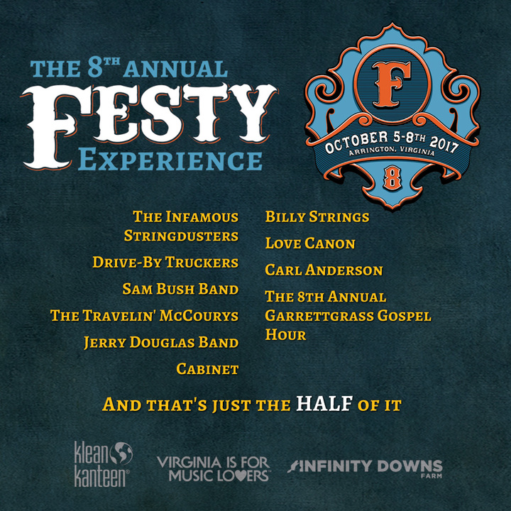 Billy Strings @ The Festy Experience - Roseland, VA