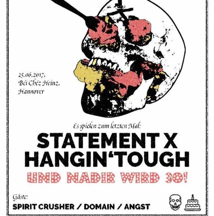 HANGIN' TOUGH Tour Dates