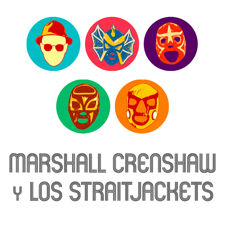 Los Straitjackets @ The Rickshaw Theater - Vancouver, Canada