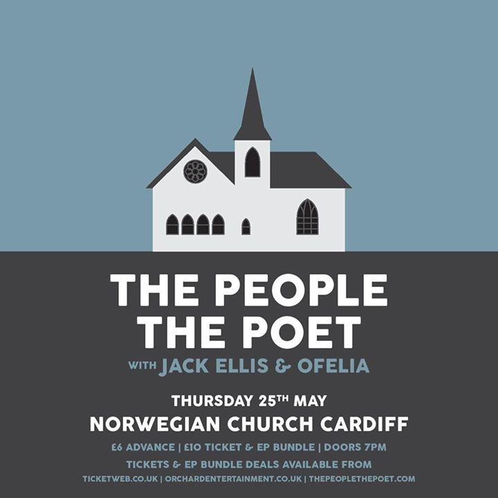 The People The Poet Tour Dates