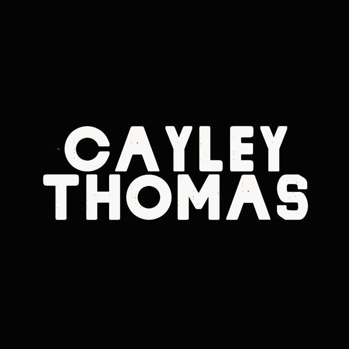 Cayley Thomas Tour Dates