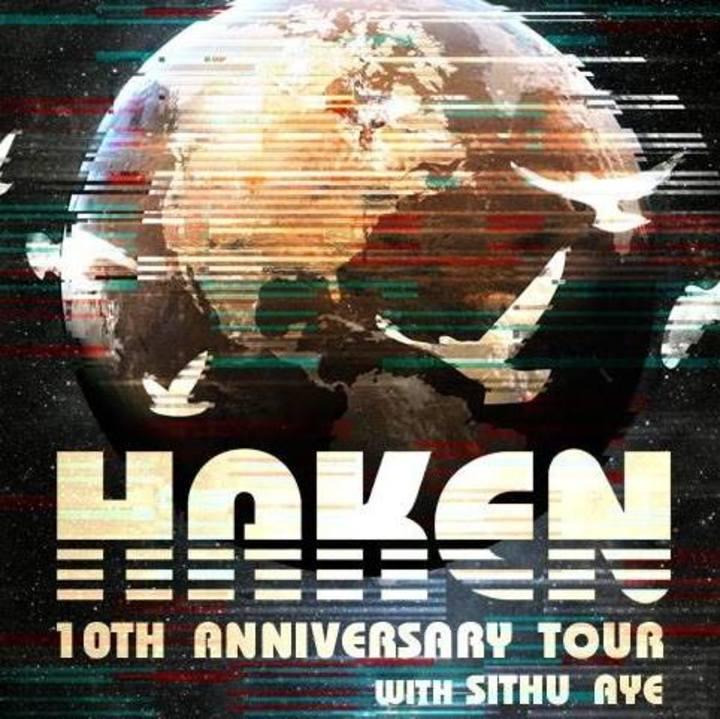 Haken Tour Dates