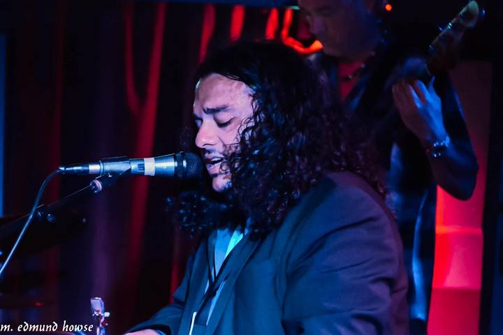 Oscar Ornelas @ Hard Tails Bar and Grill - Georgetown, TX