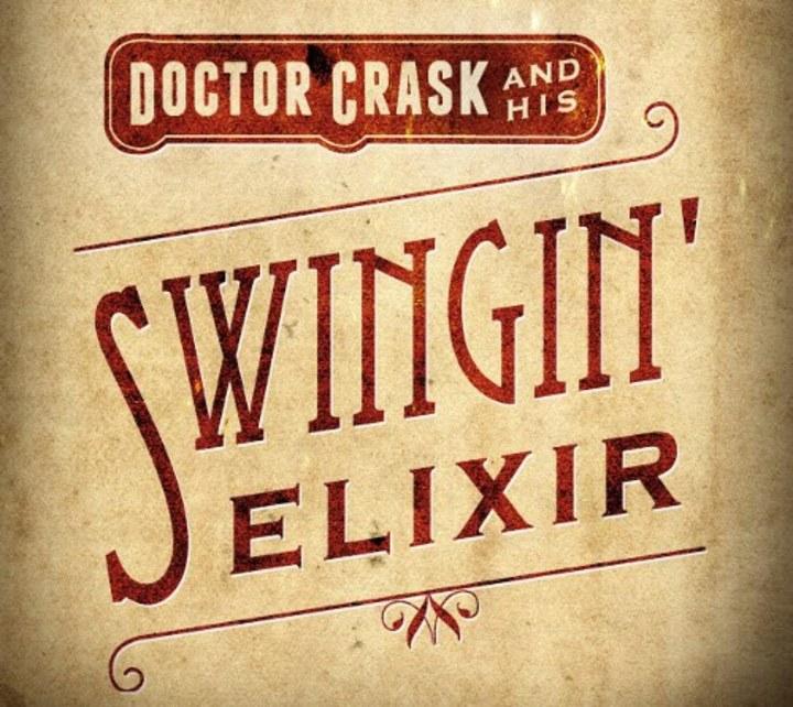 Dr Crask And His Swingin' Elixir Tour Dates