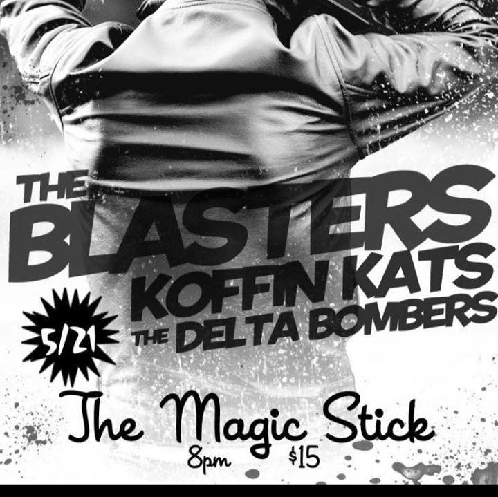 Koffin Kats Tour Dates