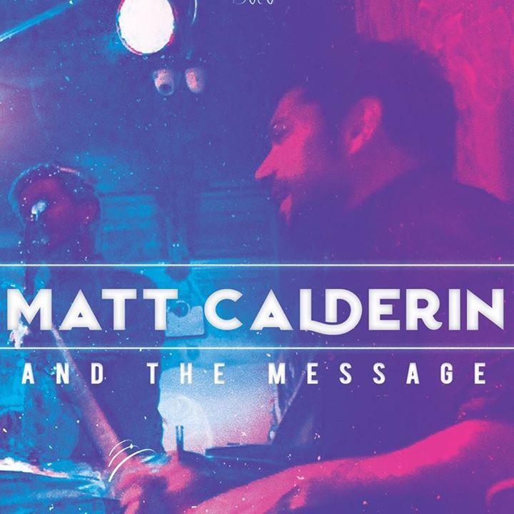 Matt Calderin Music Tour Dates