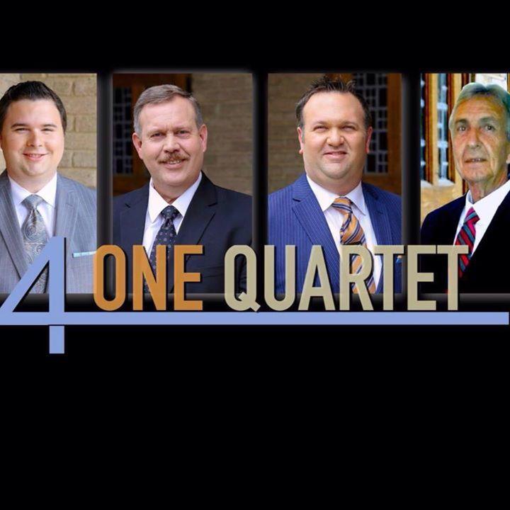 4 One Quartet @ Heritage Baptist Church  - Manistee, MI