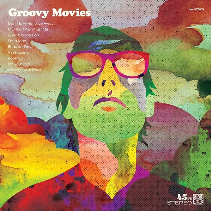 Groovy Movies Tour Dates