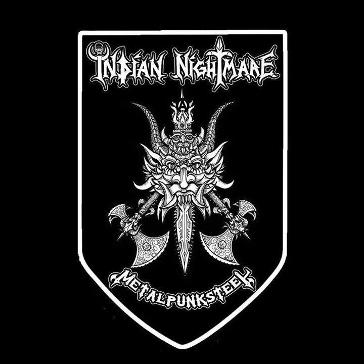 Indian Nightmare Tour Dates