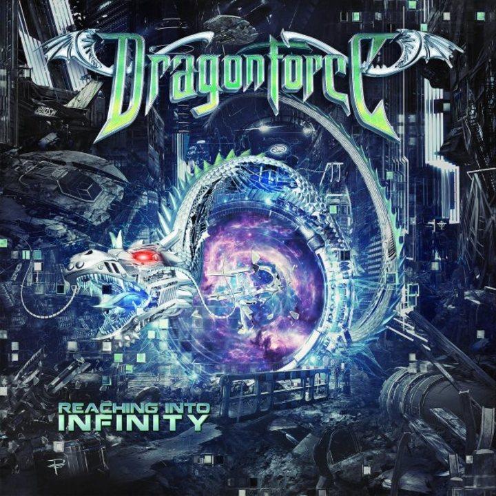DragonForce @ Volta - Moscow, Russian Federation