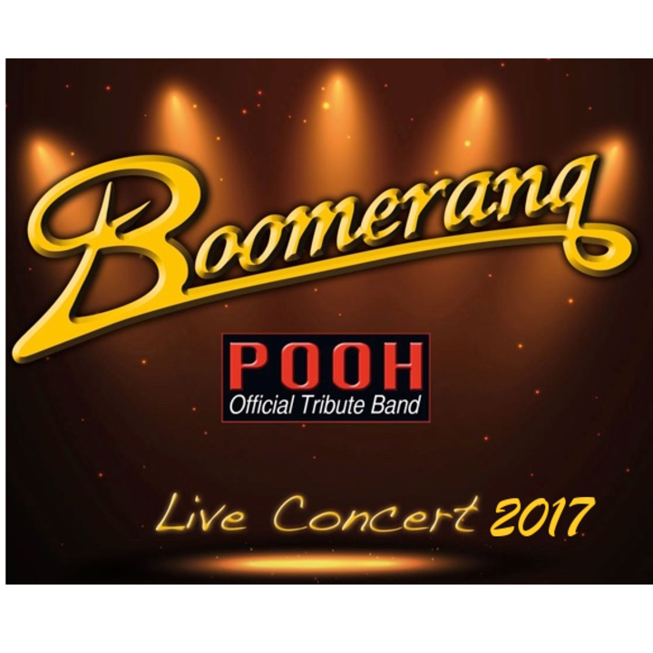 Boomerang POOH Tribute BAND Tour Dates