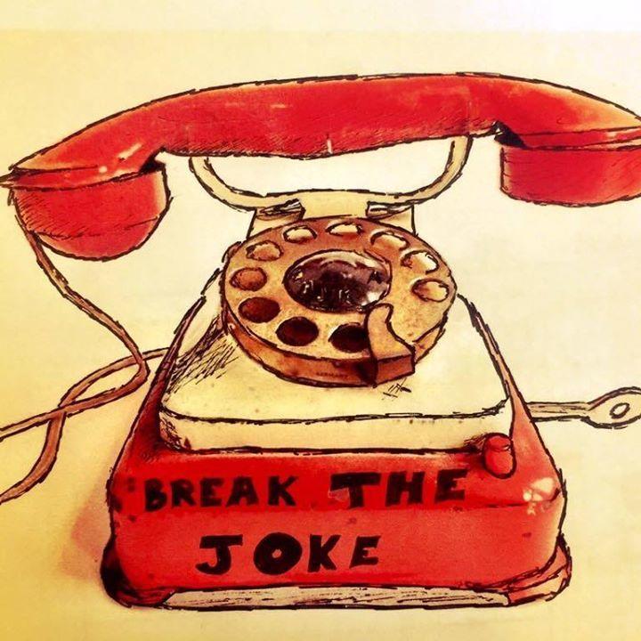 Break the Joke Tour Dates