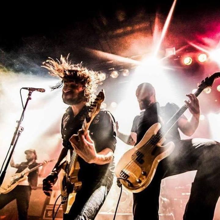Black Bottle Riot Tour Dates