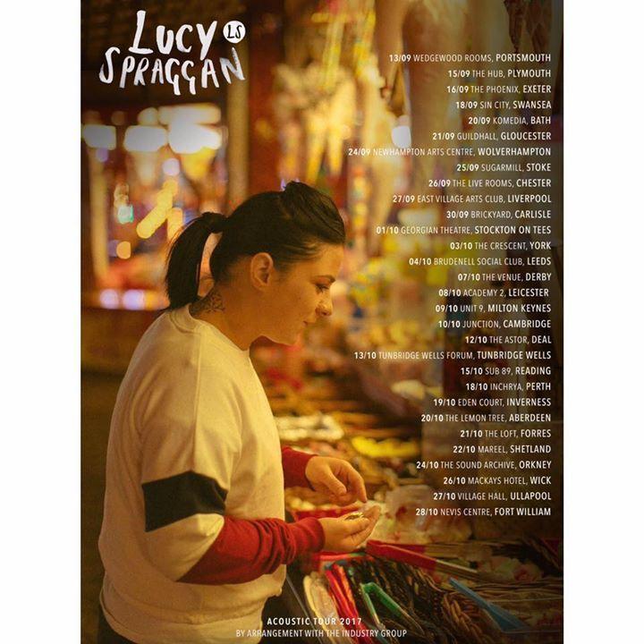 Lucy Spraggan @ O2 Institute Birmingham - Birmingham, United Kingdom