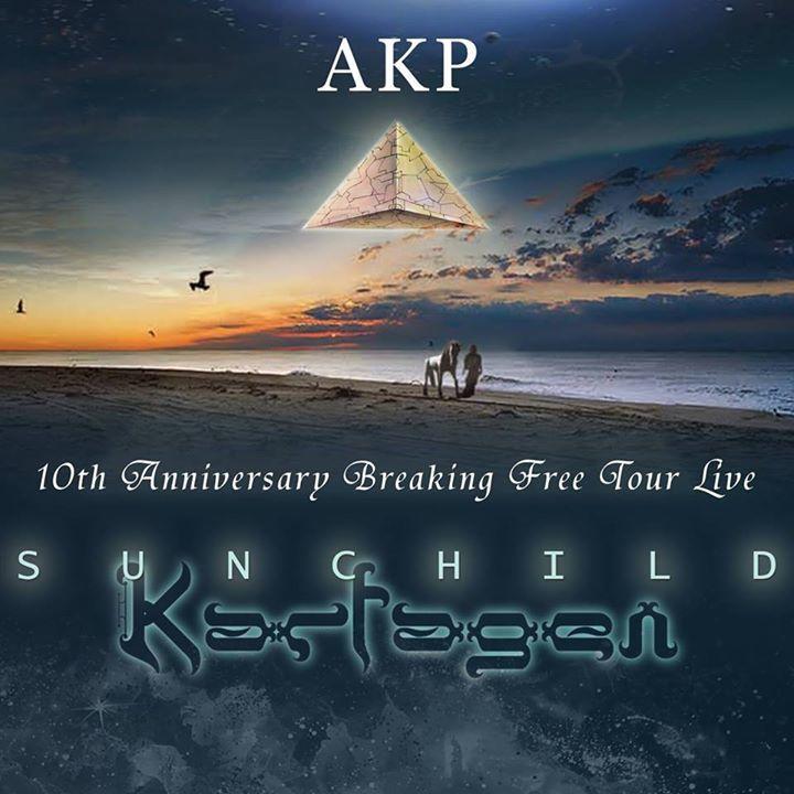 Karfagen Tour Dates