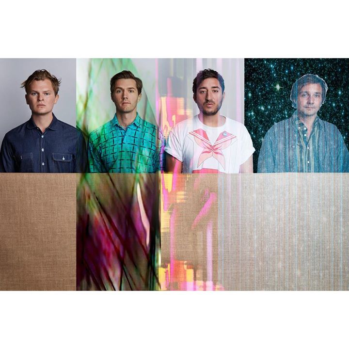 Grizzly Bear @ VICAR STREET - Dublin, Ireland