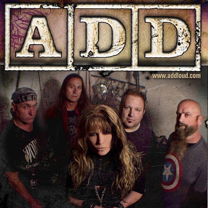 A.D.D. Tour Dates