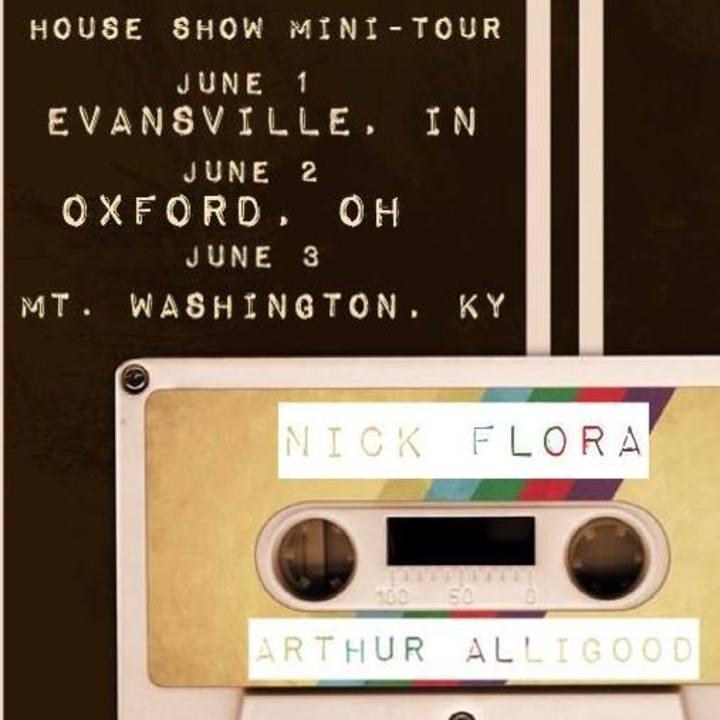 Arthur Alligood Tour Dates