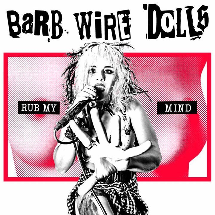 Barb Wire Dolls @ Dante's - Portland, OR