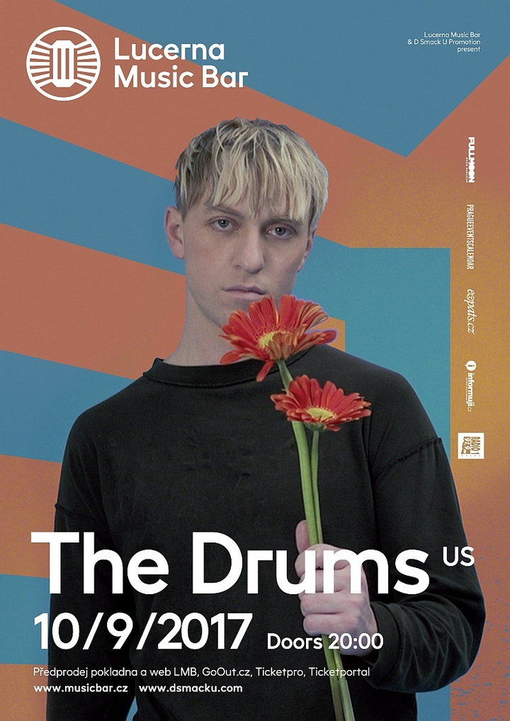 The Drums @ Lucerna Music Bar - Prague, Czech Republic