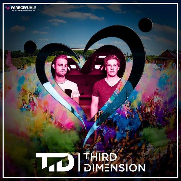 Third Dimension @ Audimax - Karlsruhe, Germany