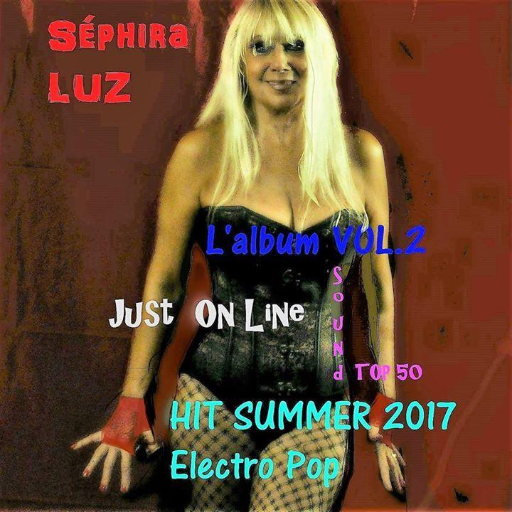 Séphira LUZ Tour Dates