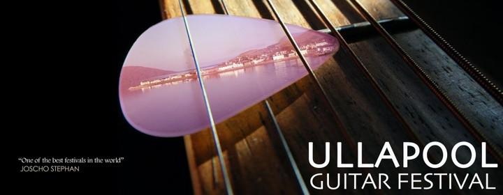 Jon Hart Music @ Ullapool Guitar Festival - Ullapool, United Kingdom