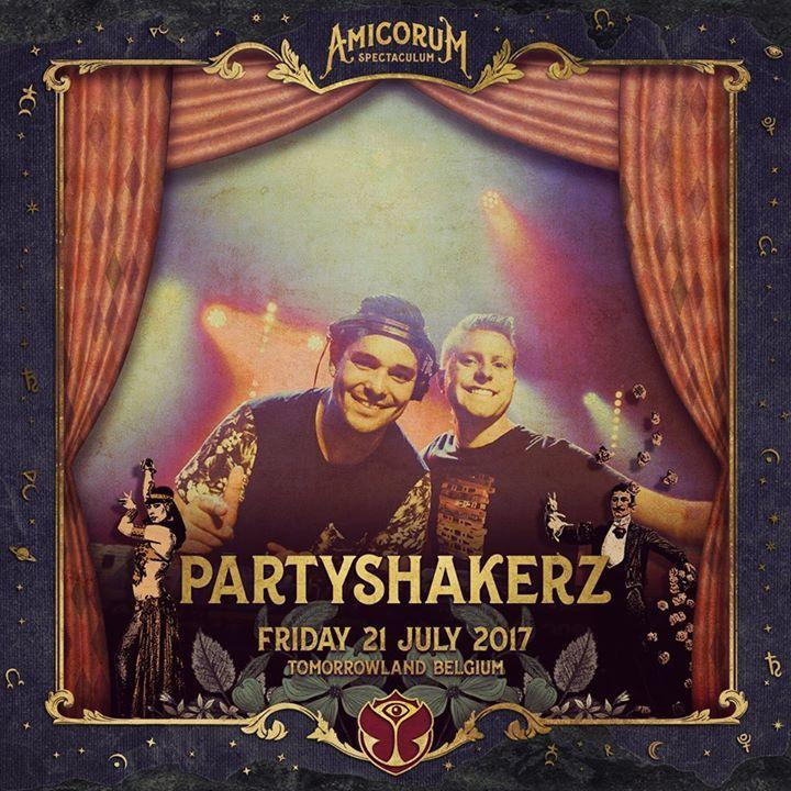 PartyShakerz Tour Dates
