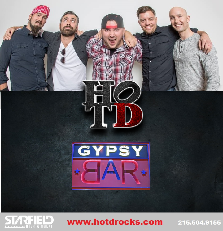 Hot D @ Gypsy Bar (B Shift) - Atlantic City, NJ