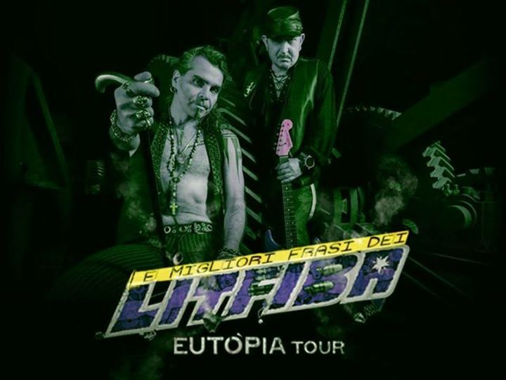 Le migliori Frasi dei Litfiba. @ Kioene Arena - Padova, Italy