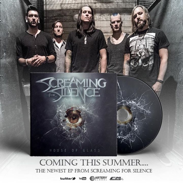 Screaming For Silence Tour Dates