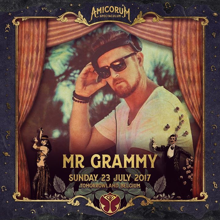 Mr Grammy Tour Dates