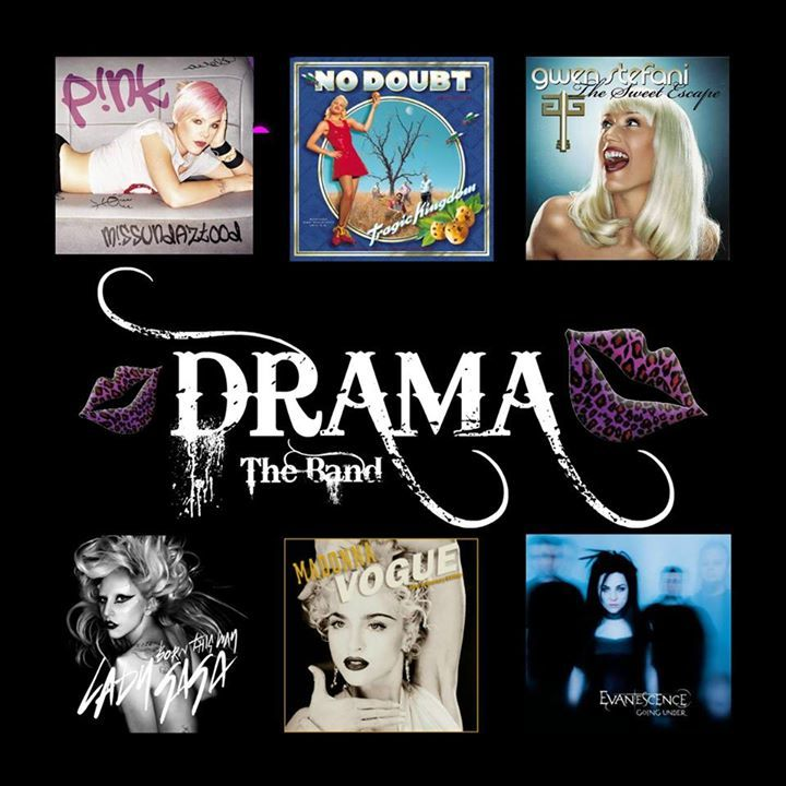 Drama, The Band Tour Dates