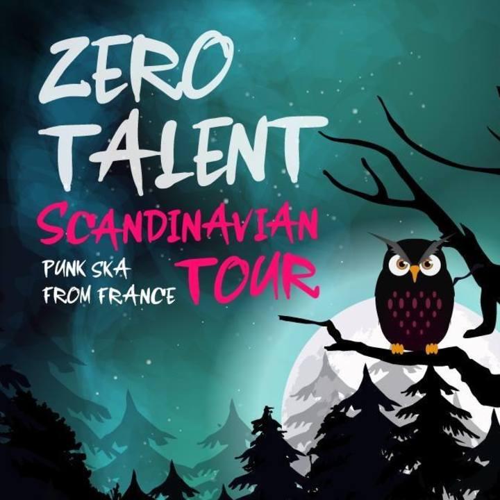 Zéro Talent @ Cafe Na pul cesty - Prague, Czech Republic