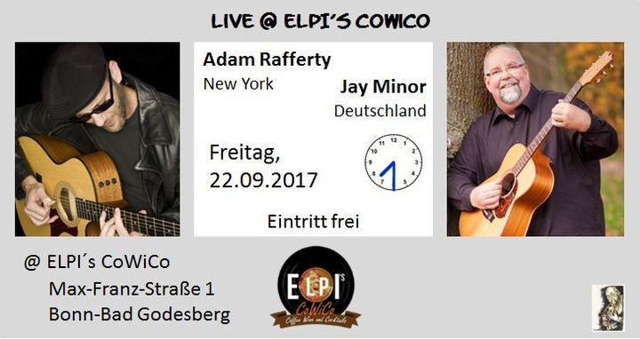 Jay Minor @ ELPI´s CoWiCo - Bonn, Germany