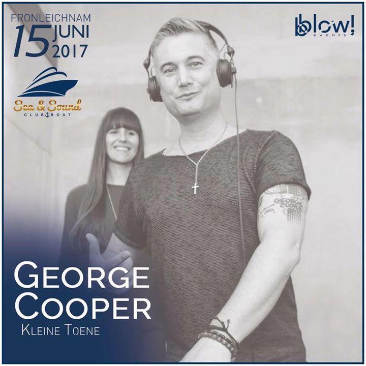 George Cooper Tour Dates
