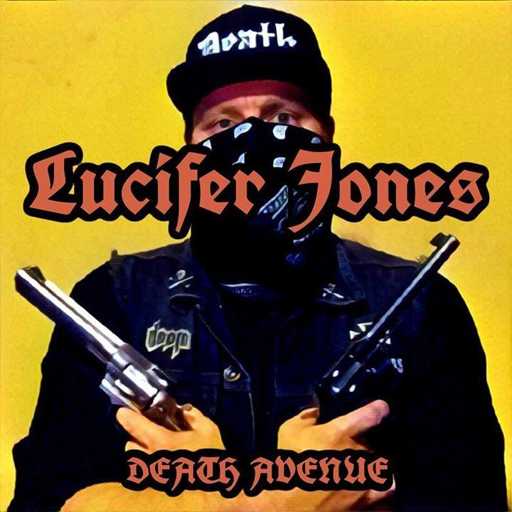 Lucifer Jones Tour Dates