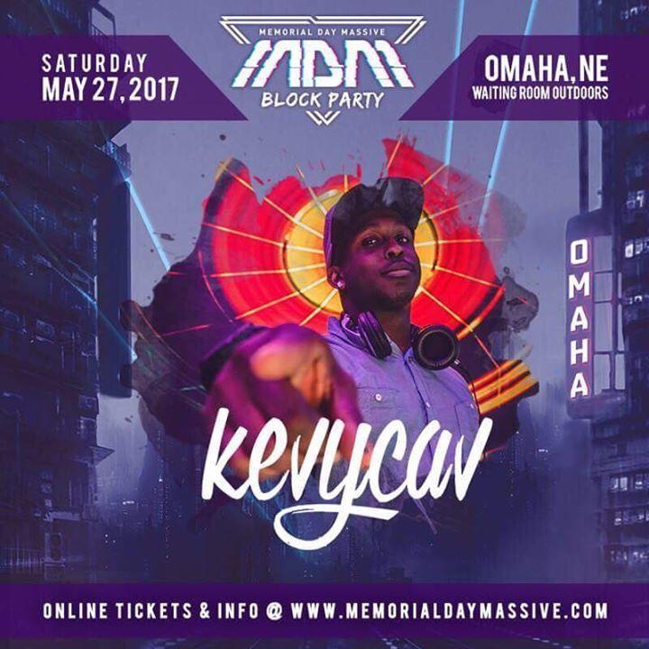 DJ KevyCav Tour Dates