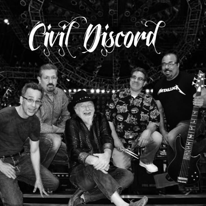 Civil Discord Tour Dates