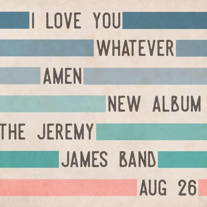 Jeremy James Band Tour Dates