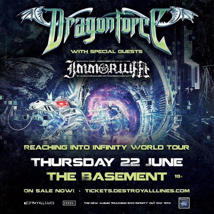 Immorium Tour Dates