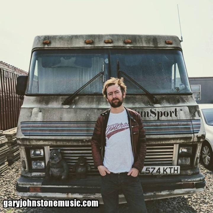 Gary Johnstone Music Tour Dates