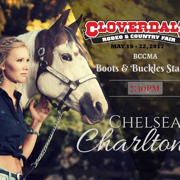 Chelsea Charlton Tour Dates