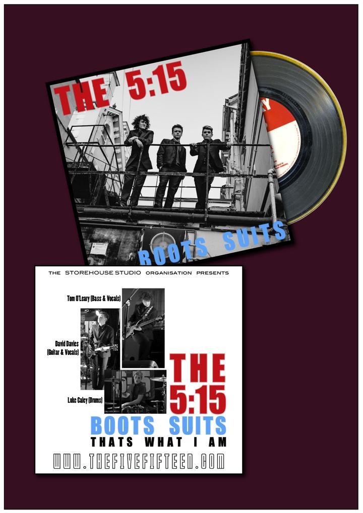 The 5:15 @ The Cedars   - Barnstaple, United Kingdom