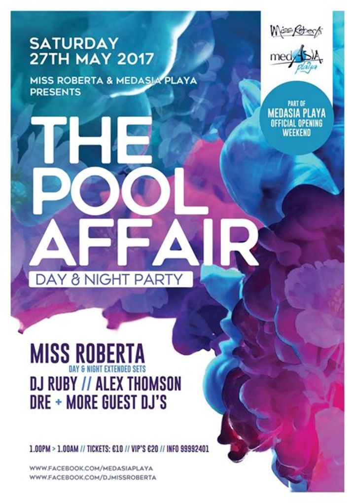 Miss Roberta Tour Dates
