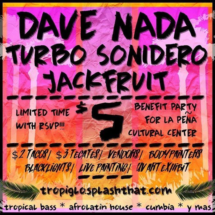 TURBO SONIDERO FUTURISTICO Tour Dates