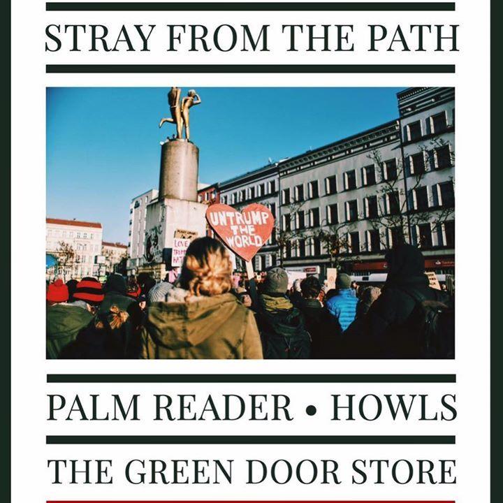 Palm Reader Tour Dates