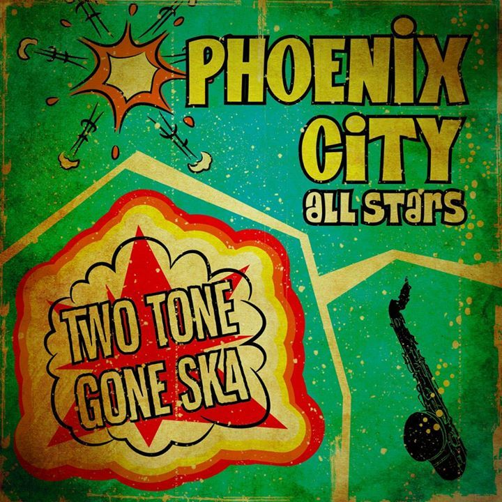 Phoenix City All-stars Tour Dates