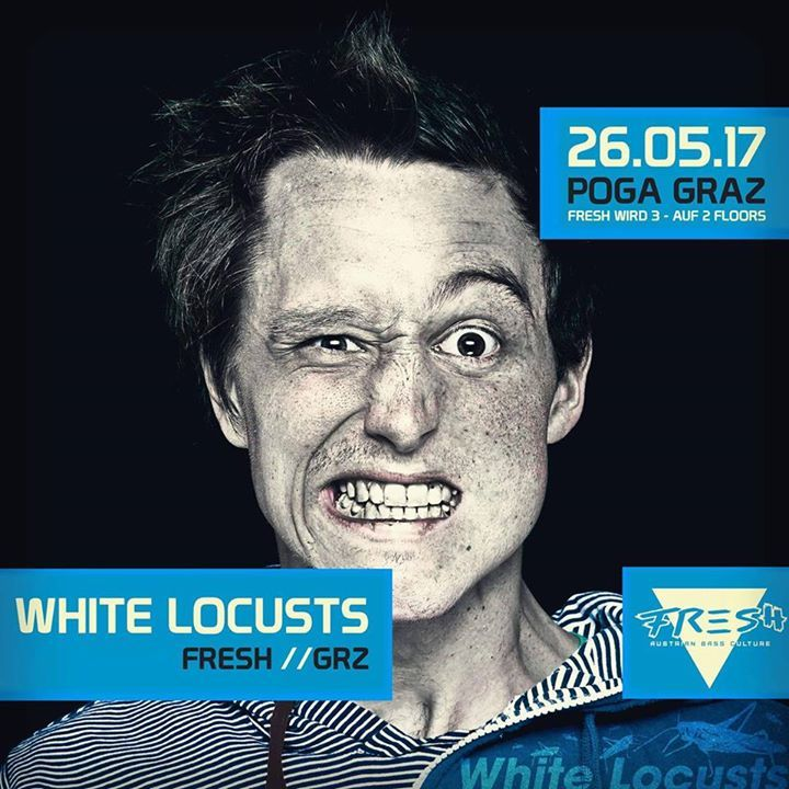 White Locusts Tour Dates