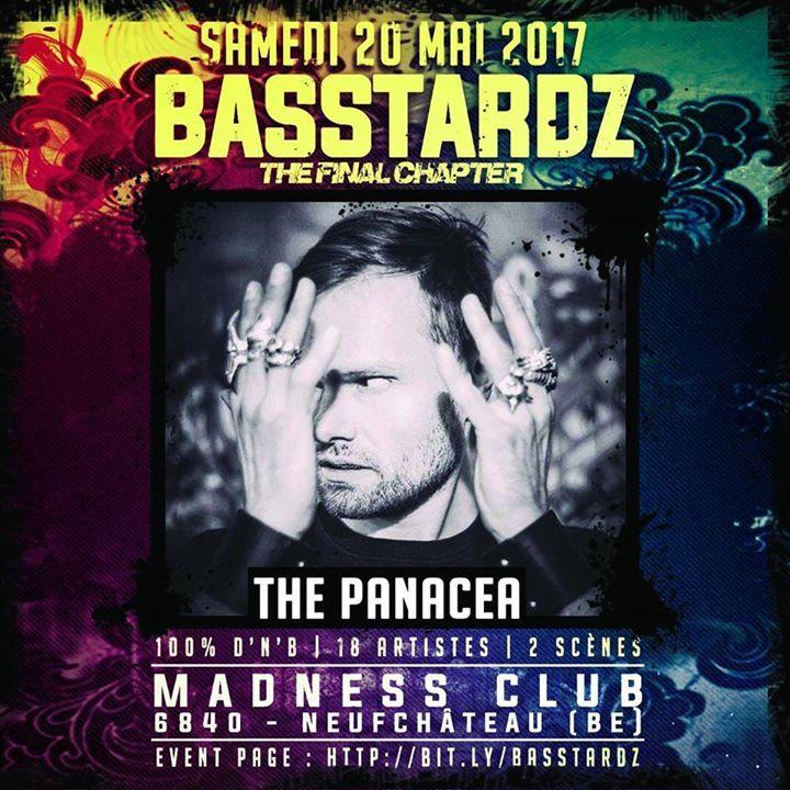 Basstardz Tour Dates